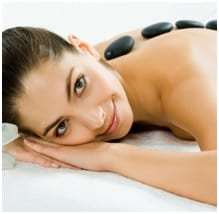 Jaco Hot stone Massage